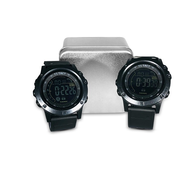t1 tact watch    2 watches