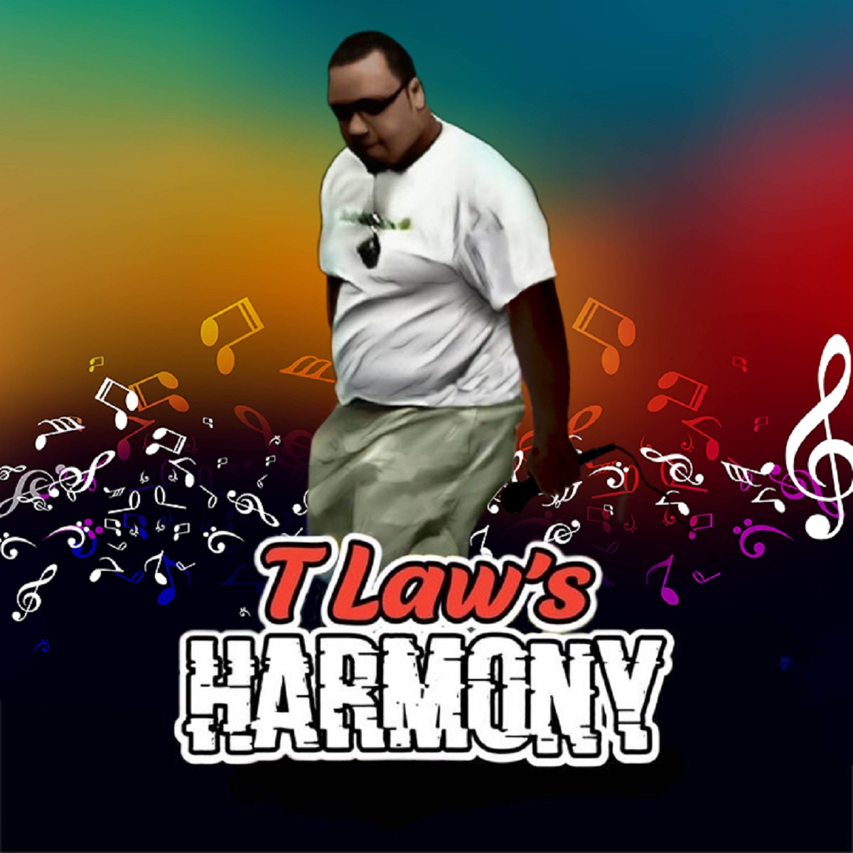 T Laws Harmony cover