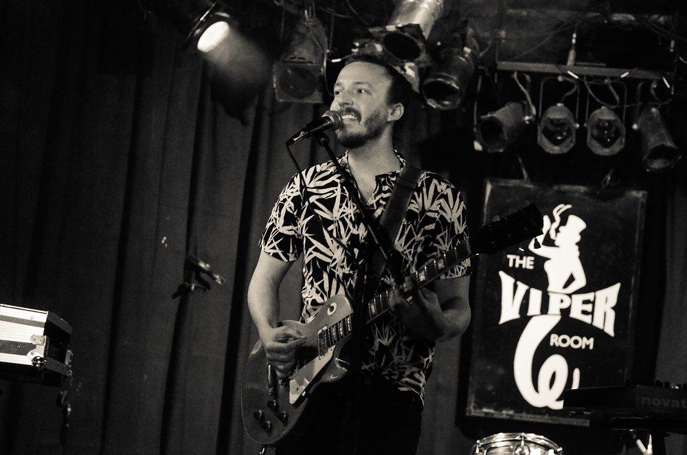 "Matt Blankenship Jr of ""The Sometimes Island"" talks music, addiction and his song ""Phantom Limb"""