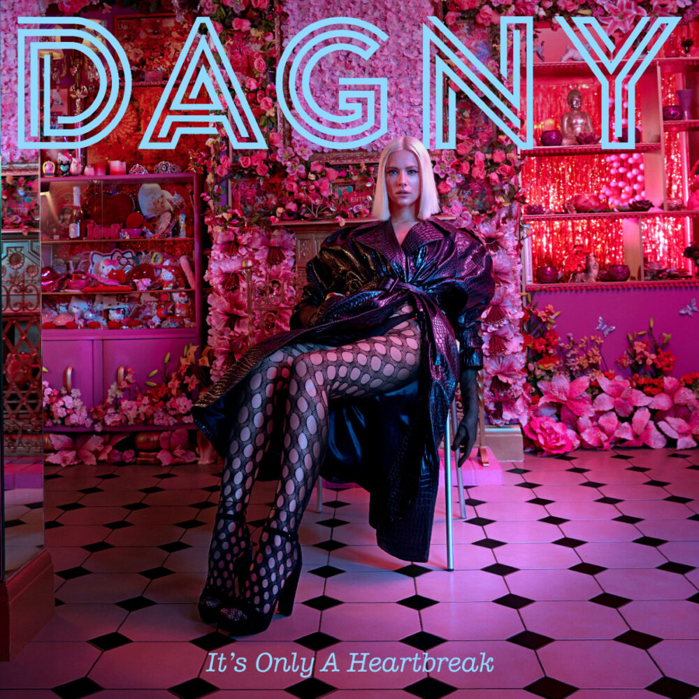 """Dagny Unveils Music Video for """"It's Only A Heartbreak"""""""