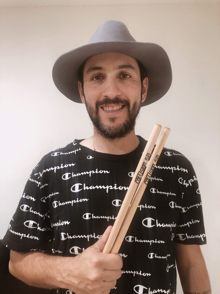Interview with Drummer, Producer and Beatmaker Edu Corso