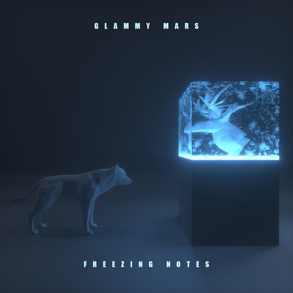 GLAMMY MARS Release is new Single FREEZING NOTES