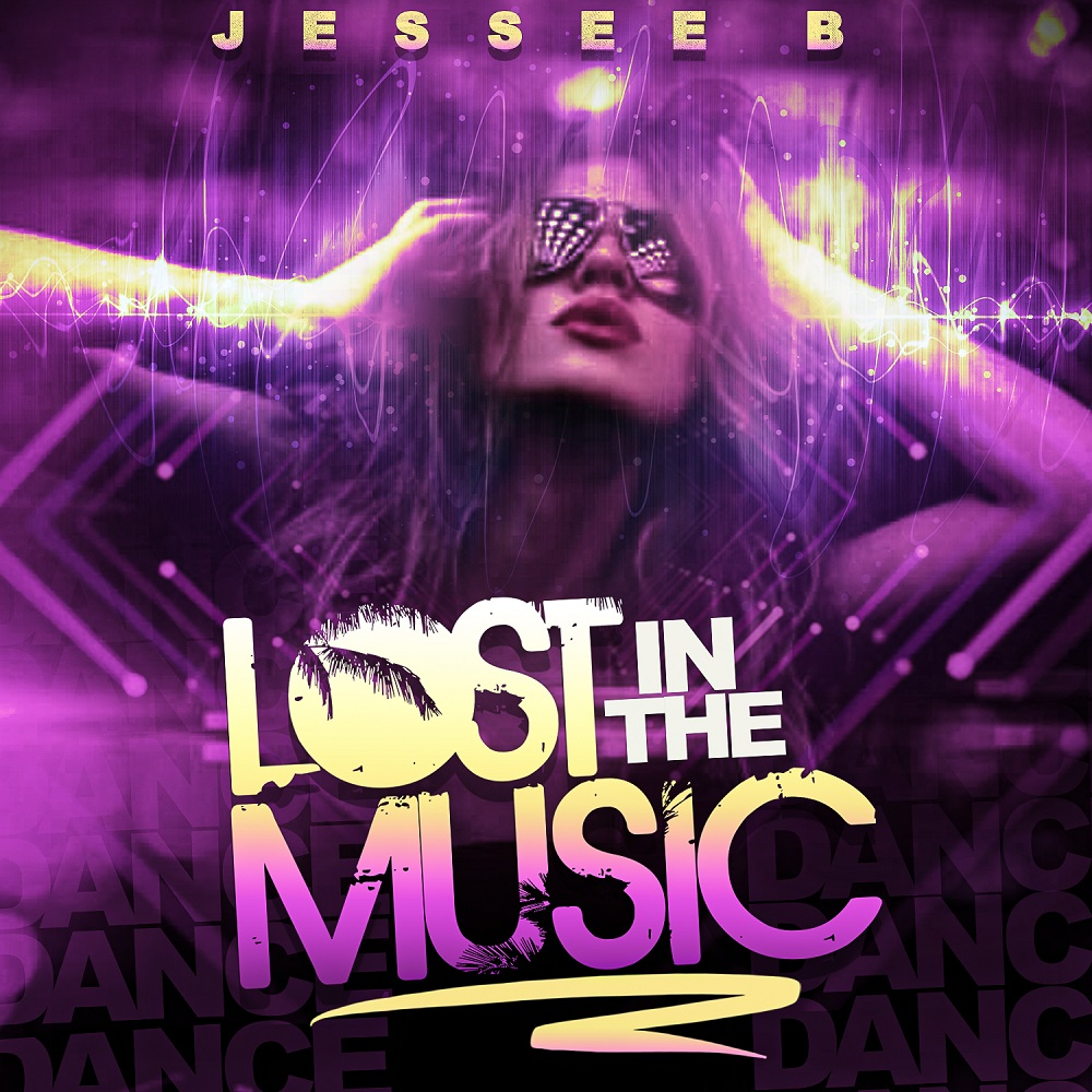 Jessee B Releases His Latest New Song Lost In The Music