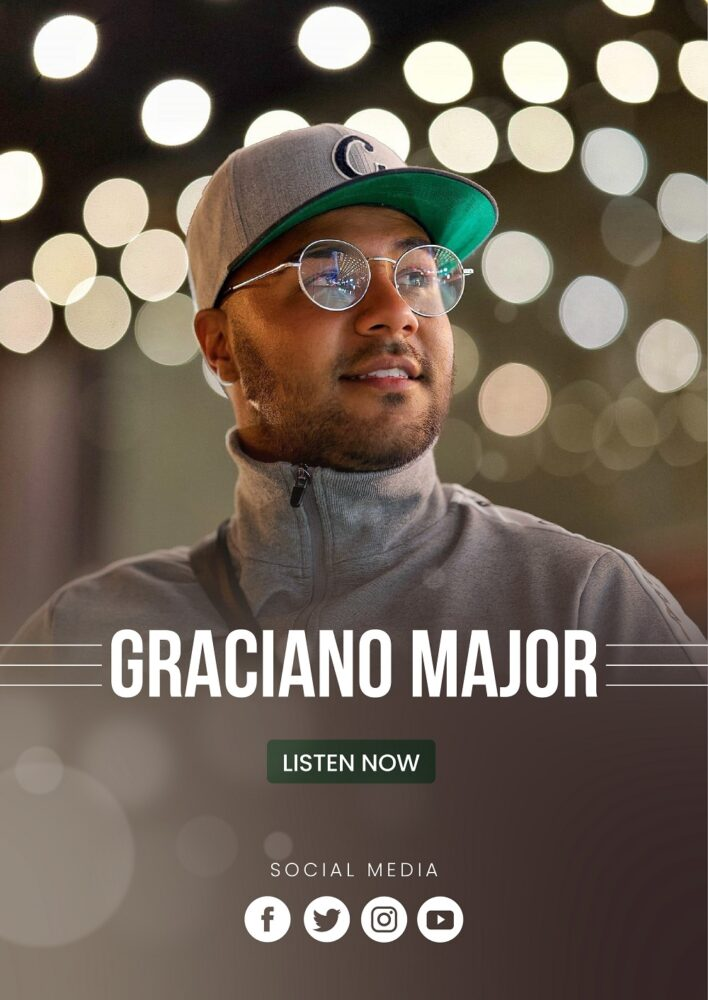 Get to Know Upcoming Artist GRACIANO MAJOR