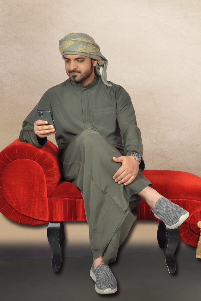 Mohamed Al-Saadi: Planning to Produce a Huge Romantic Business with International Partnerships