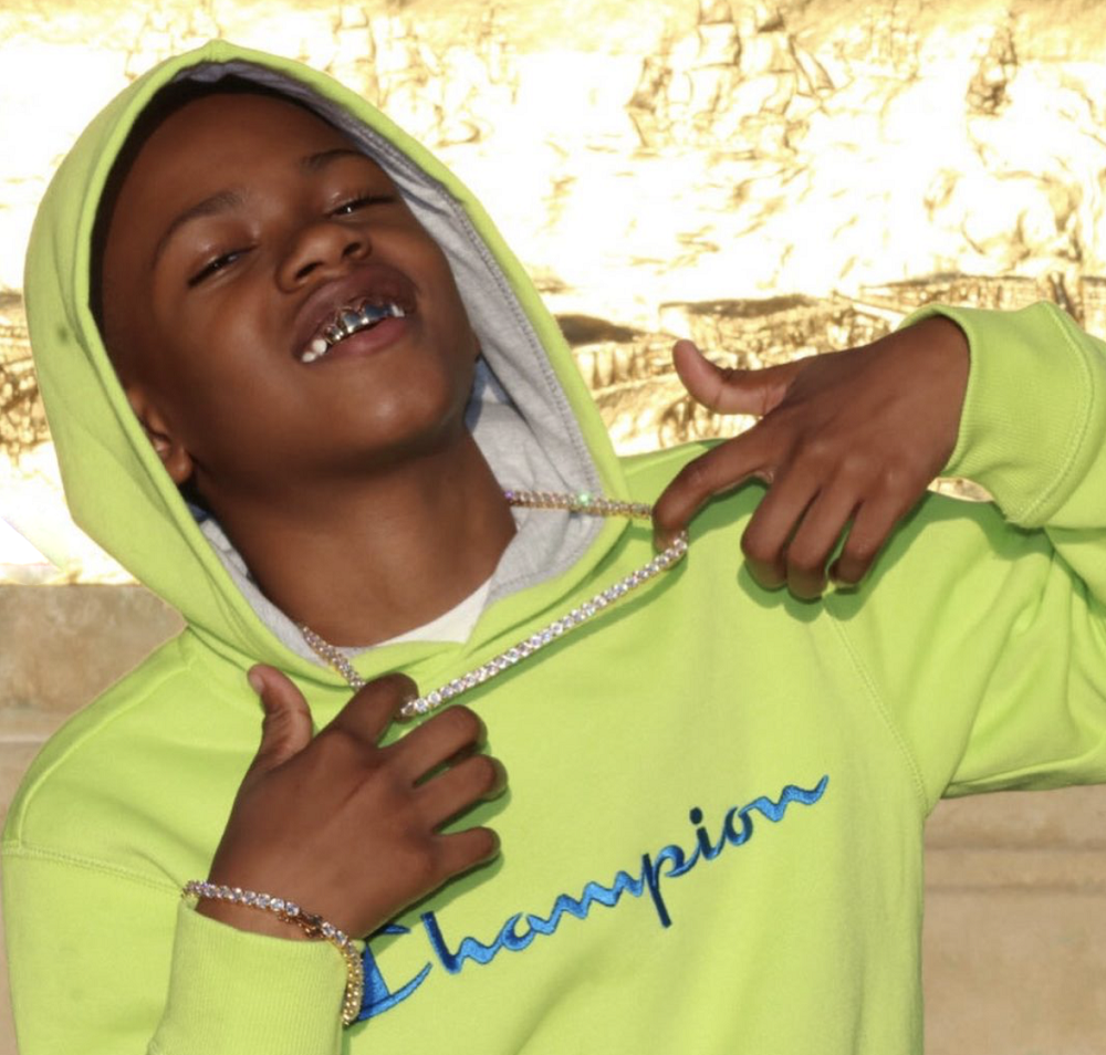 """Up And Coming Rapper PrinceOfDaMob """"Youngest In Charge"""""""
