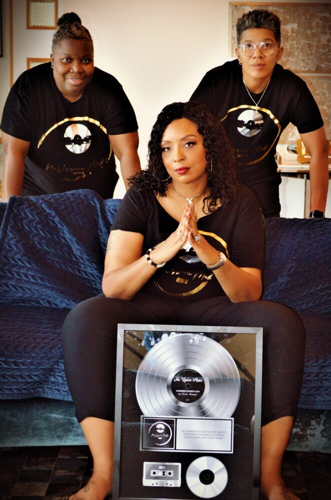 NuVysion Making a Debut In The Music Industry by Signing Their First R&B Artist