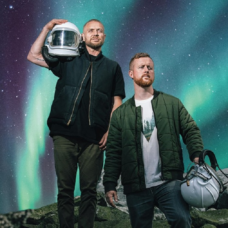 """Meet Rising Vancouver HipHop Duo Souls Rest and Listen to Their New Album """"COSMONAUTS"""""""