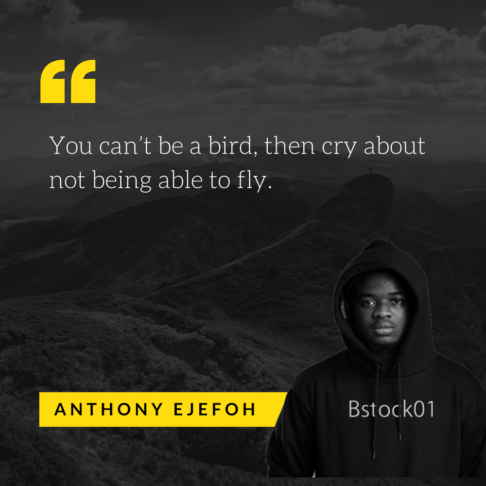 Top 29 Anthony Ejefoh Quotes Every Entrepreneur Needs to Listen To